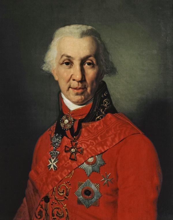 Портреты. Боровиковский В.Л. (201 фото)