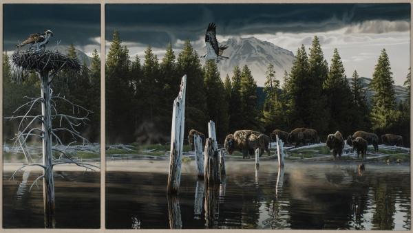Jackson Hole Art Auction (2011-2014) (3.1 часть) (125 фото)