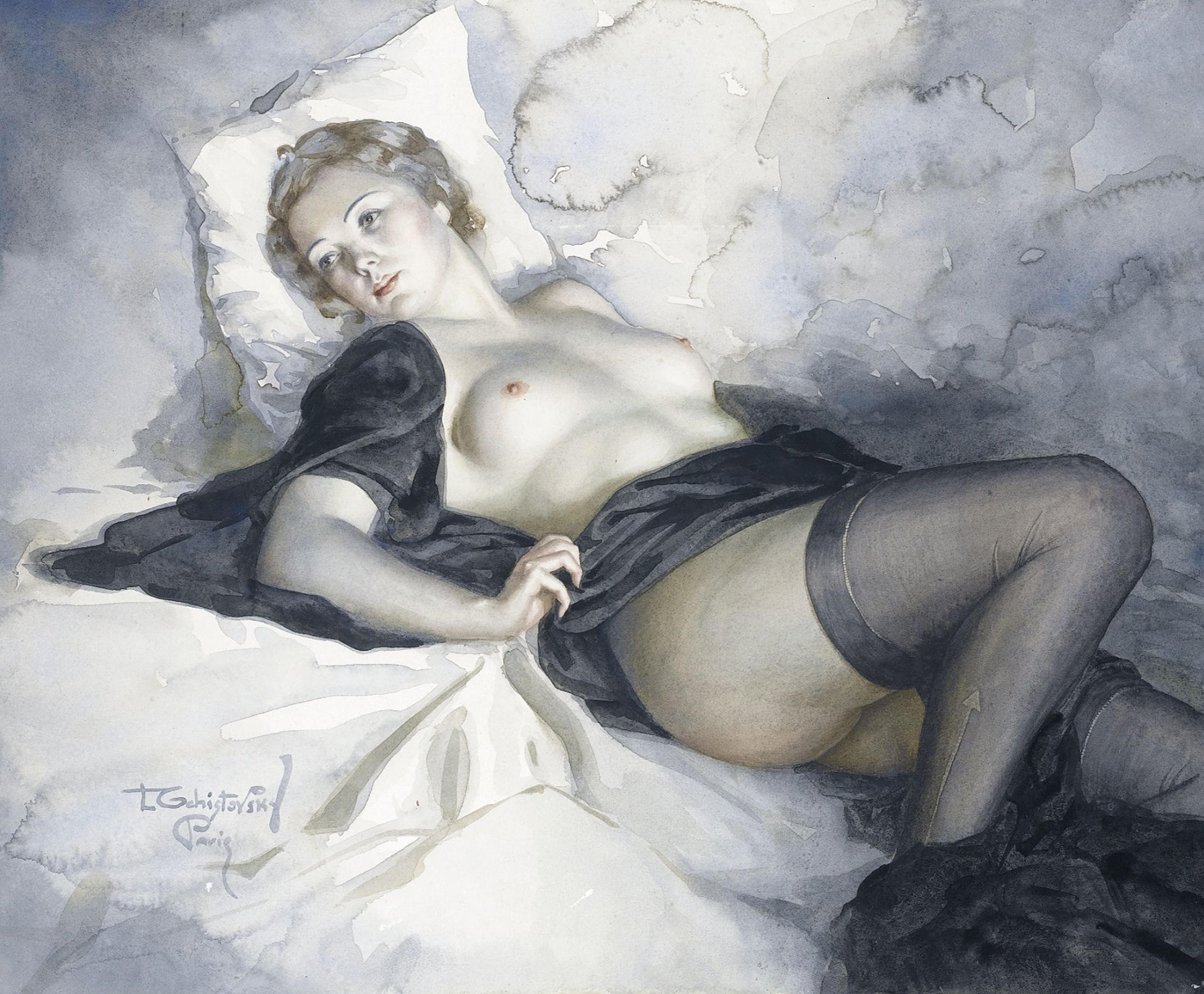 Эротические рисунки художники