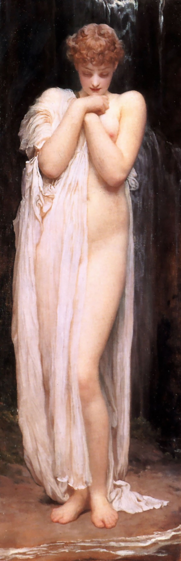 Английский художник Фредерик Лейтон (Lord Frederick Leighton) (116 фото)