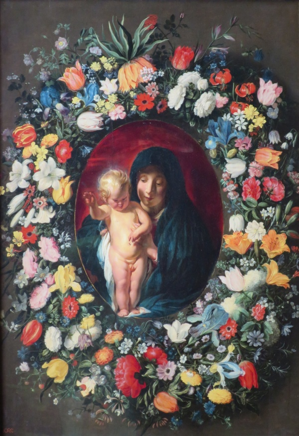 Jacob Jordaens (1593-1678) (161 фото) (1 часть)