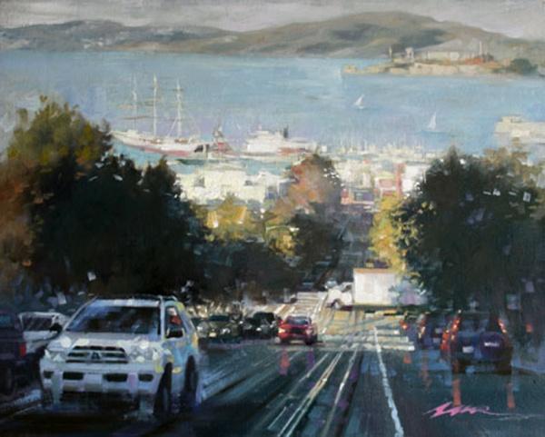 Tan Jian Wu. City and Landscape (82 фото)