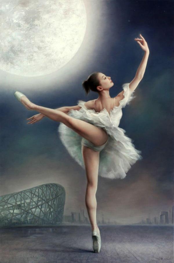 Tan Jian Wu. Figurative (91 фото)