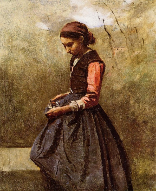 Жан Батист Камиль Коро / Jean Baptiste Camille Corot (417 фото)