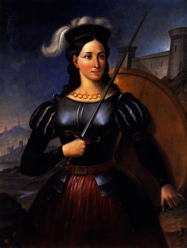 Жанна д'Арк | XVe | Jeanne d'Arc