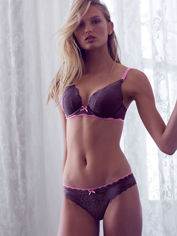 Romee Strijd - Victoria's Secret Photoshoots 2015 Set 3 (78 фото)