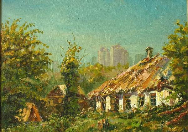 Живопись Алексея Жукова (104 фото)