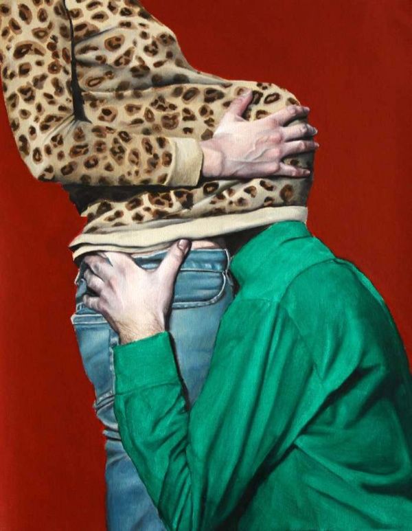 Канадская художница Jennifer R A Campbell (44 фото)