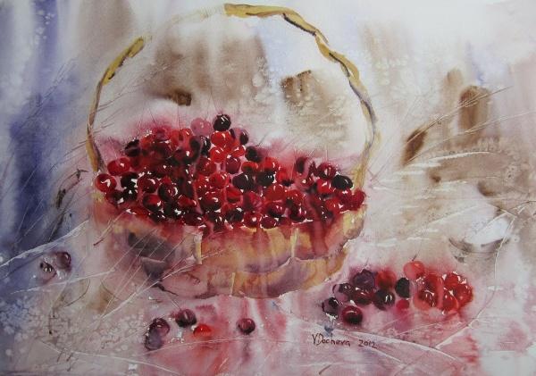 Болгарская художница Veneta Docheva (42 фото)