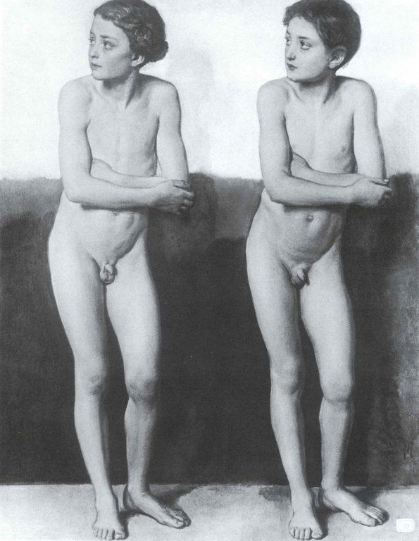 профессиональное фото голых бальзаковских женщин в полный рост глазами художника