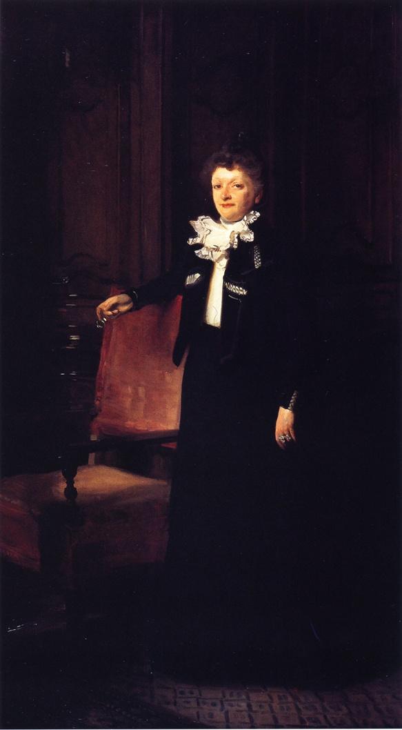Американский художник Джон Сингер Сарджент (729 фото)