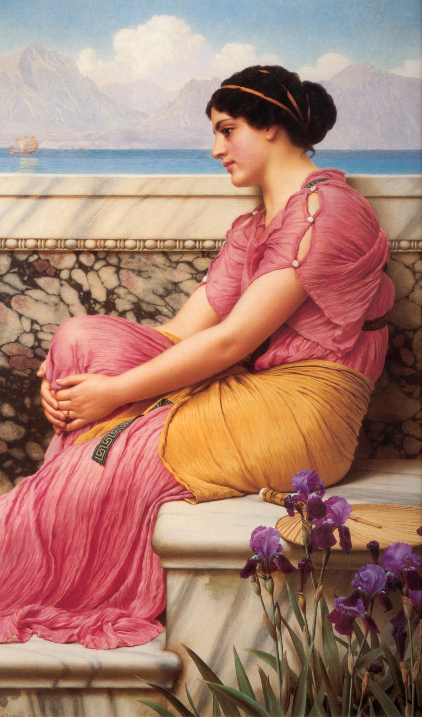 Девушки в древности фото