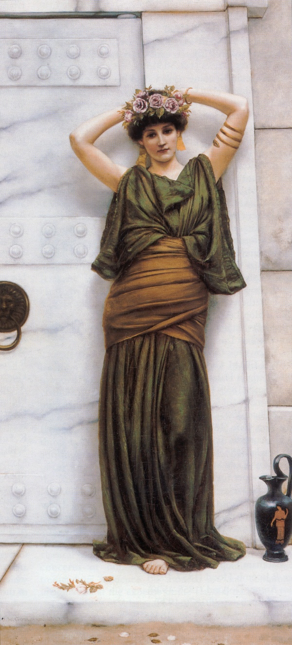 ���������� �������� ���� ������ ������� (John William Godward) (133 ����)