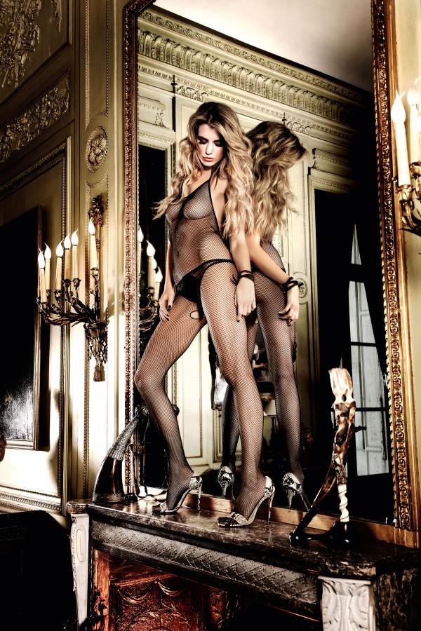 Elle Liberachi - Baci lingerie Collection (131 фото)