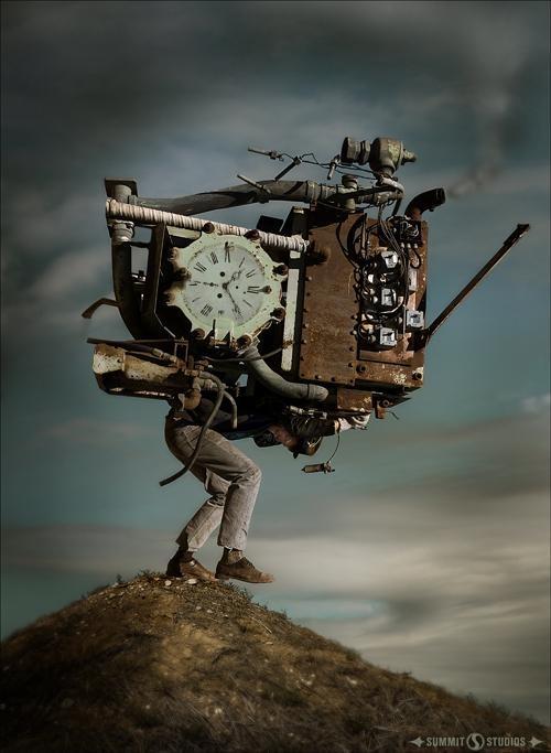 Steampunk (137 фото)