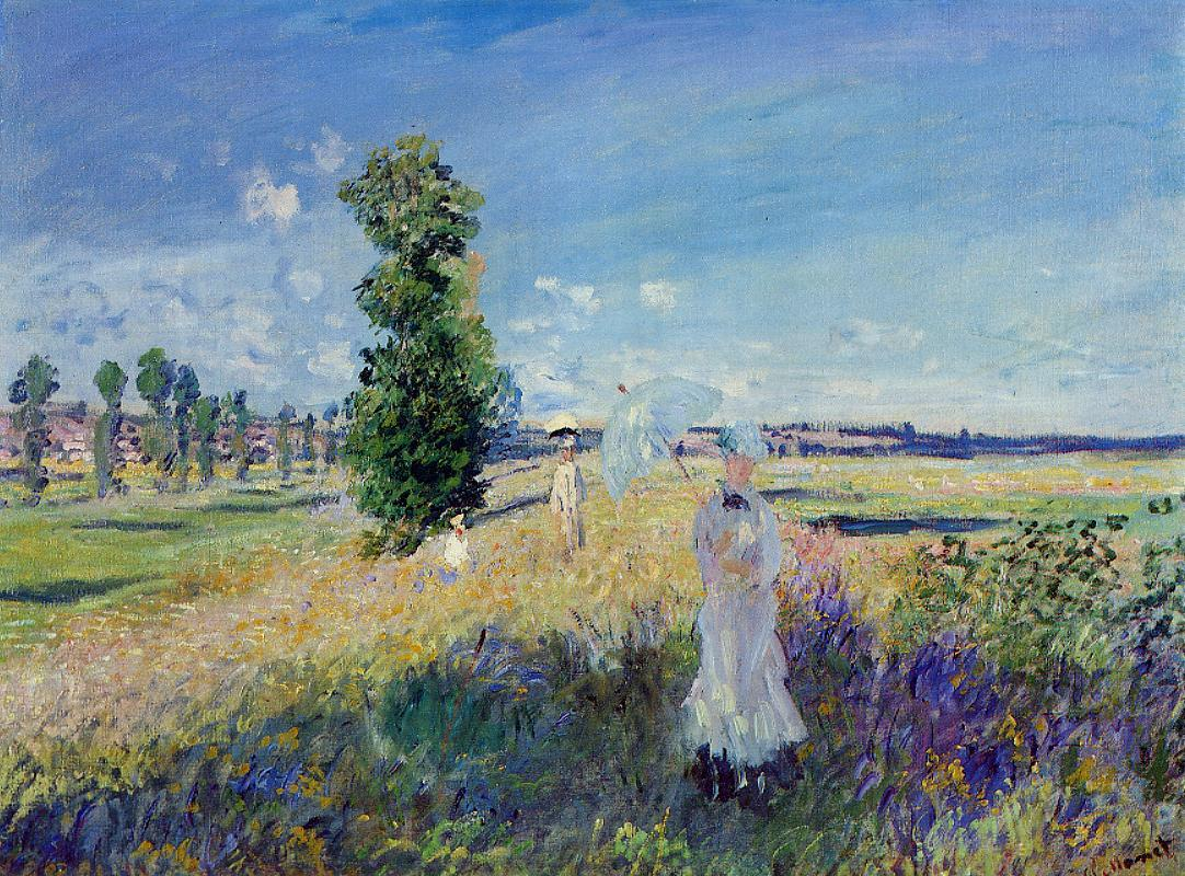 an introduction to the life of oscar claude monet Amazing look into the life home interesting facts about 14 interesting facts about claude monet monet was baptized and given the official name of oscar-claude.