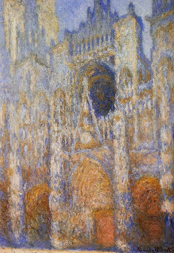 Работы живосца Оскара Клода Моне (1085 фото)
