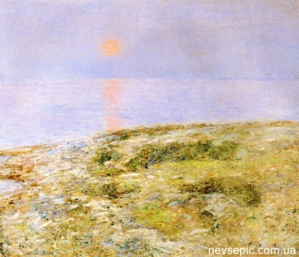 Американский художник - импрессионист Фредерик Чайльд Гассам (222 фото) (2 часть)
