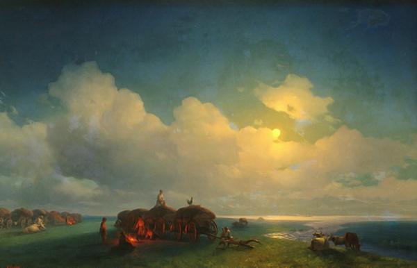 Работы живописи Айвазовский Иван Константинович (Aivazovsky I.K.) (1 часть)