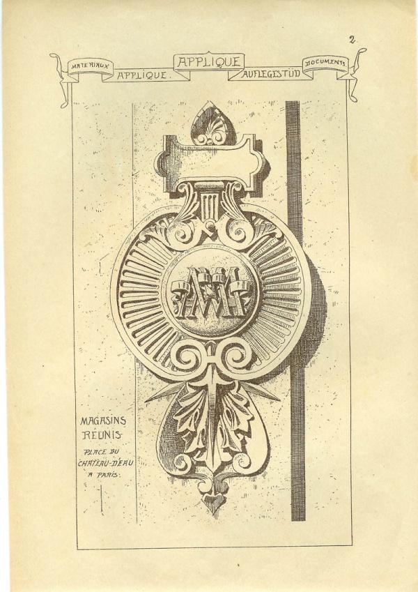 Архитектурные элементы в старинных гравюрах (1 часть) (186 фото)