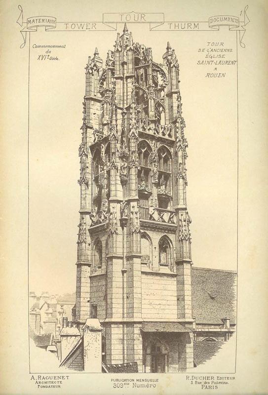 Архитектурные элементы в старинных гравюрах (3 часть) (106 фото)