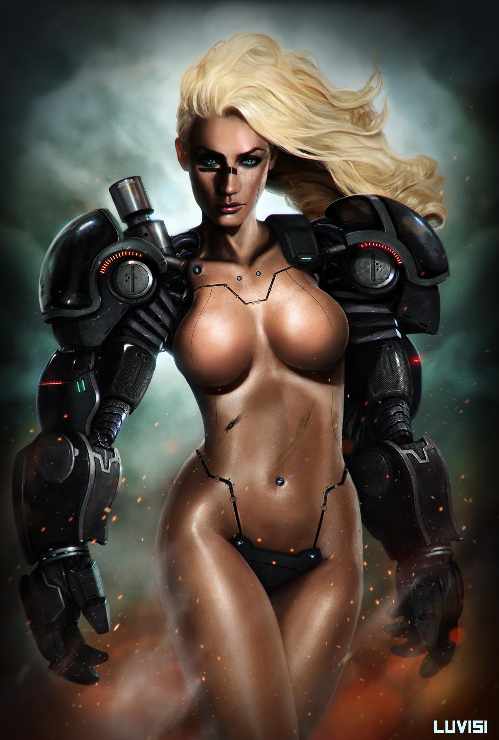 Фото голой героини из игры за гранью 13 фотография