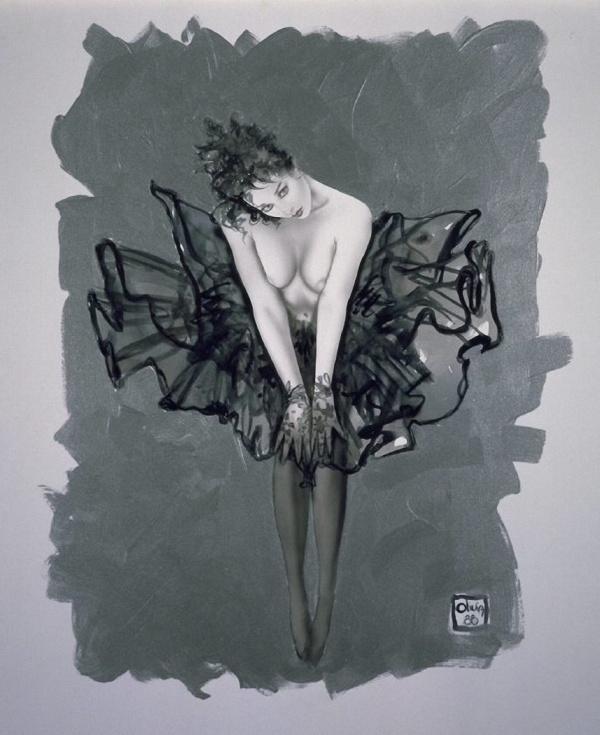 Работы художников artworks 6 (Pin-Up) (428 фото)