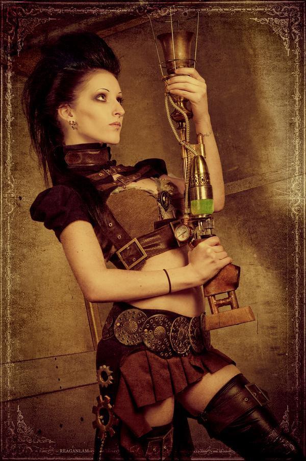 Culture Steampunk (295 фото)