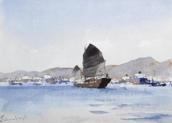 Работы художника Эдвард Сигоу (Edward Seago) (269 фото)