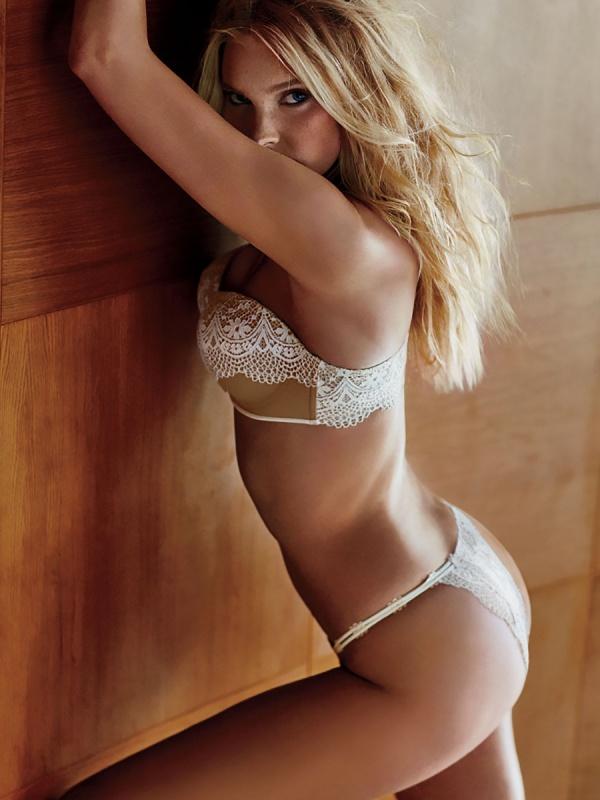 Elsa Hosk - Victoria's Secret Photoshoot 2015 Set 4 (91 фото)