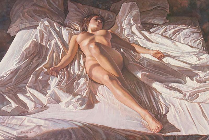 Работы художника Стива Хэнкса реализм (495 фото) .
