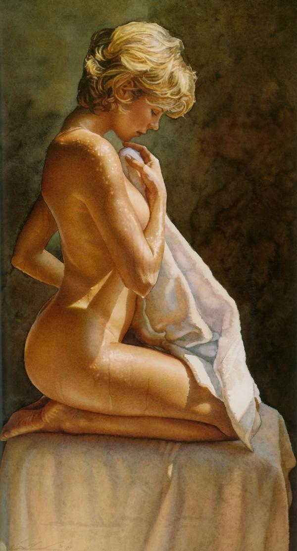 Работы художника Стива Хэнкса [реализм] (495 фото)