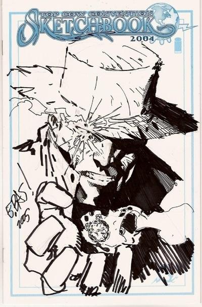 Работы американского художника комиксов Eric Basaldua (440 фото)