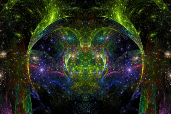 Фрактальный мир (15 фото)