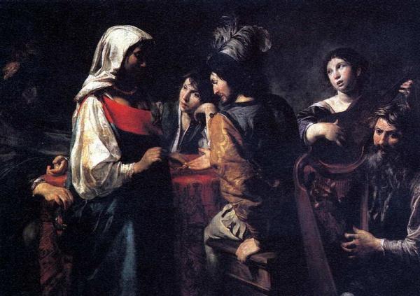 Живопись французских художников (3068 фото)