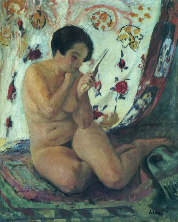 Мир художника Анри Лебаск (Henri Lebasque) (2 часть)  (333 фото)