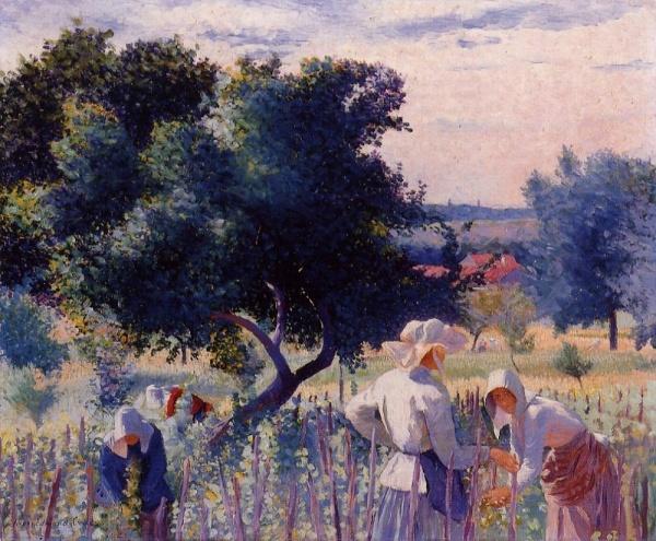 Henri Edmond Cross (1856 – 1910) (237 фото)