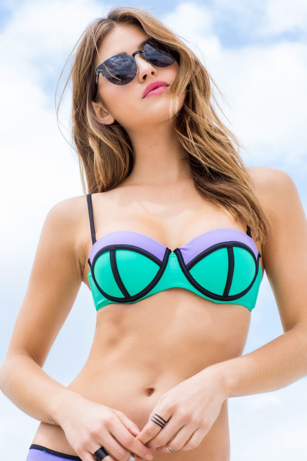 Jehane Gigi Paris - Agaci Swimwear 2015 (66 фото)
