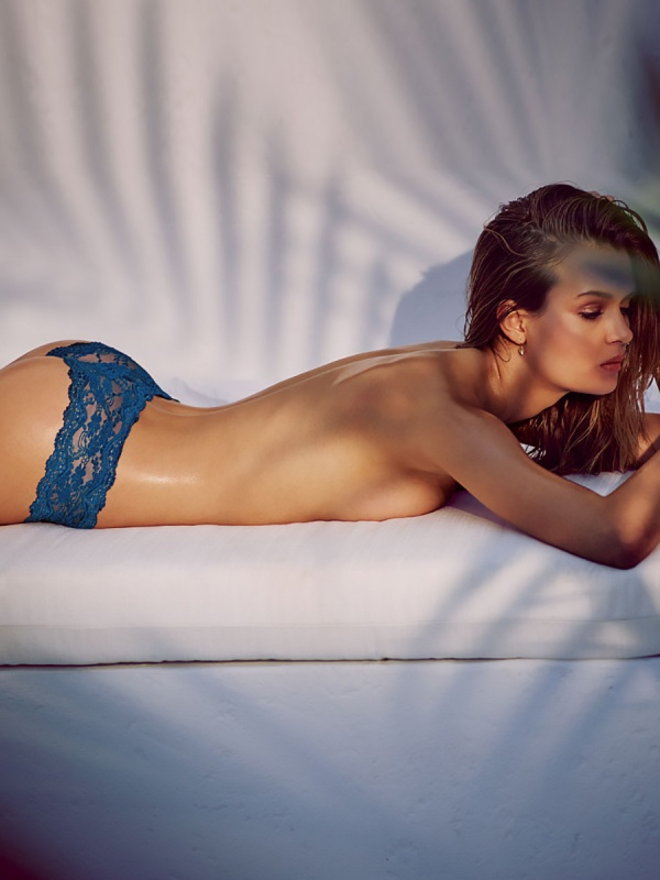 Josephine Skriver - Victoria's Secret Photoshoots 2015 Set 5 (76 фото)