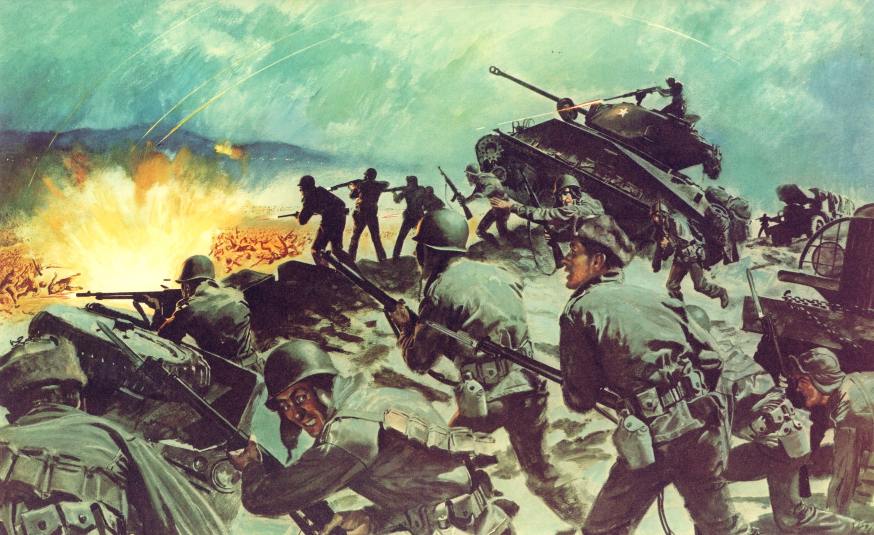 korean war essays The korean war was a military confrontment of the two korea´s today.
