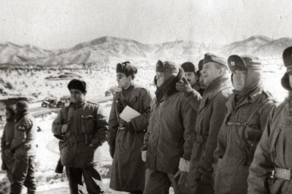 Корейская война. Историческое фото (3 часть) (552 фото)