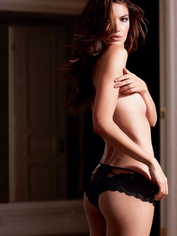 Lily Aldridge - Victoria's Secret Photoshoots 2015 Set 2 (84 фото)