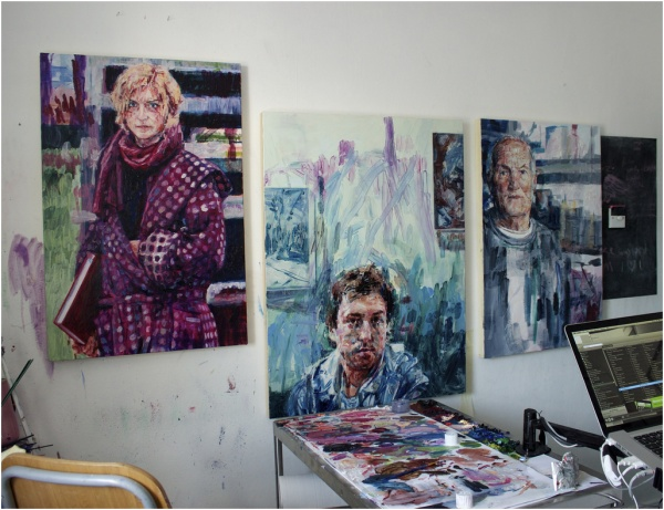 Artworks by Liam O'Connor (83 фото)