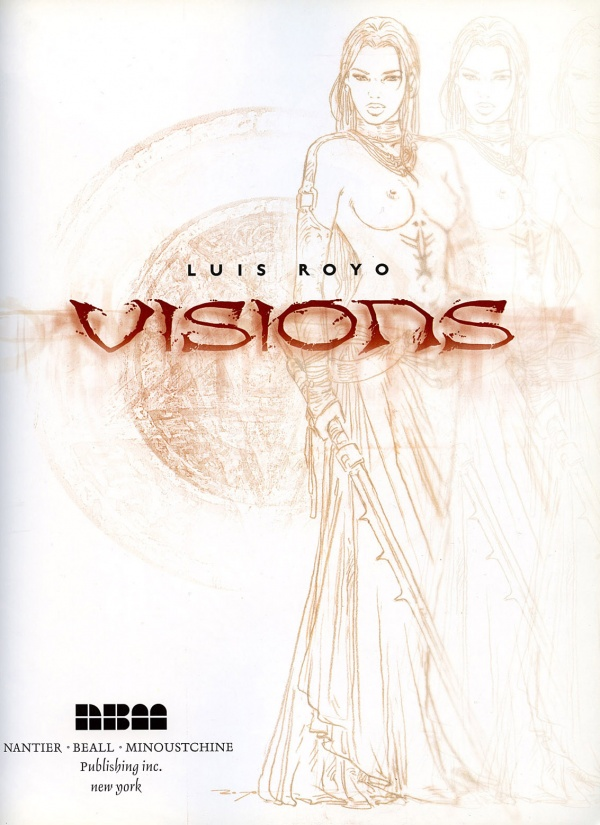 Luis Royo Visions (65 фото)