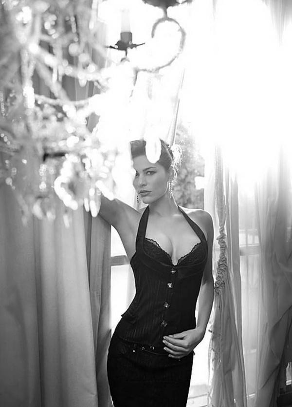 Лидия Пейдж (Lydie Pages) (60 фото)