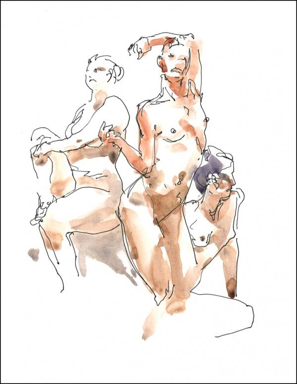 Artworks by Marc Taro (1 часть) (241 фото)