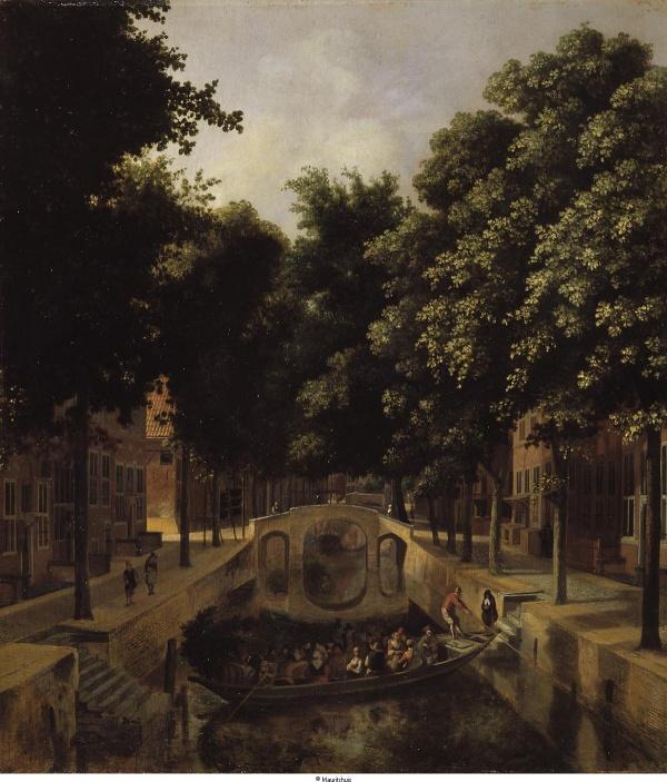 Королевская галлерея Маурицхёйс (Mauritshuis) Гаага (465 работ)