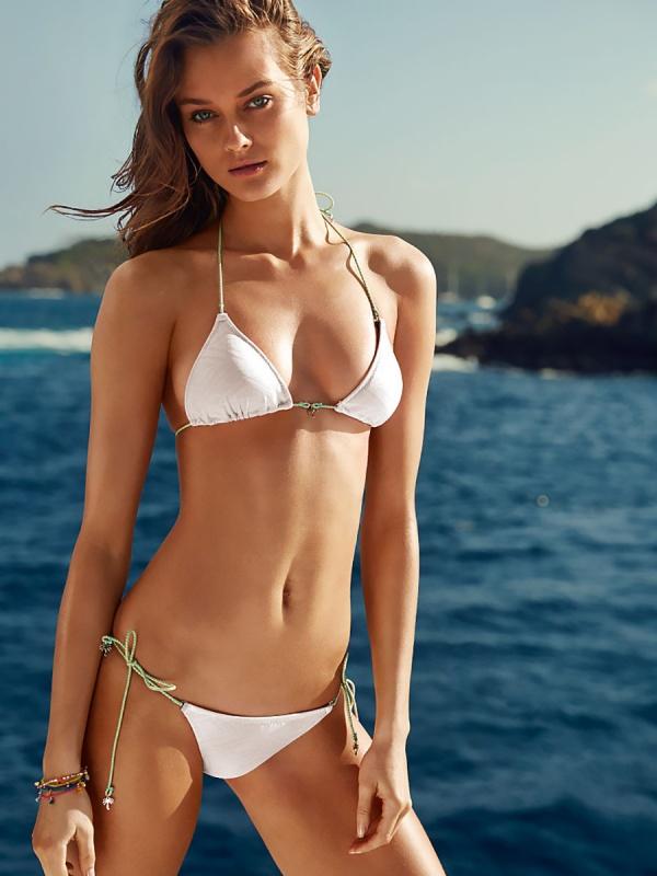 Monika Jagaciak - Victoria's Secret Photoshoots 2015 Set 5 (68 фото)