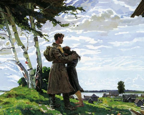 Картины о великой отечественной войне (85 фото)