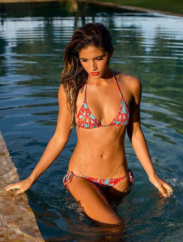Rachel Barnes - Mia Marcelle Swimwear (96 фото)